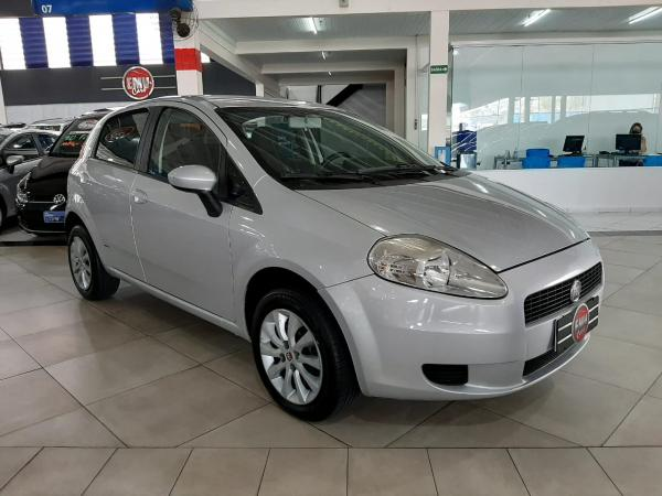 foto do veículo Fiat Punto ATTRACTIVE 1.4 MT 1.4