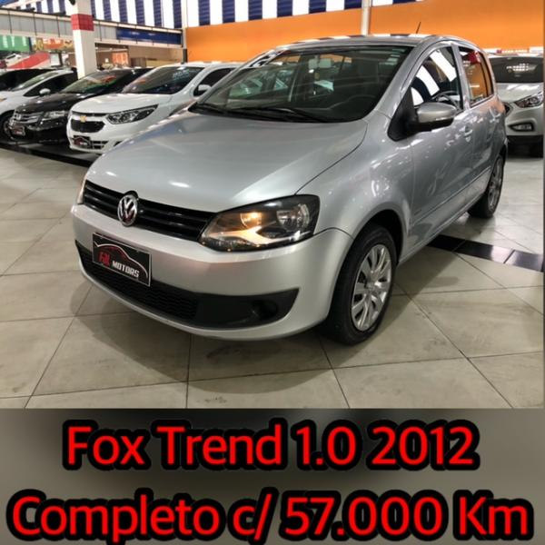 foto do veículo Volkswagen Fox TREND  1.0