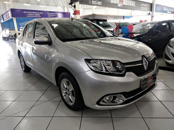 foto do veículo Renault Logan DYNAMIC 1.6