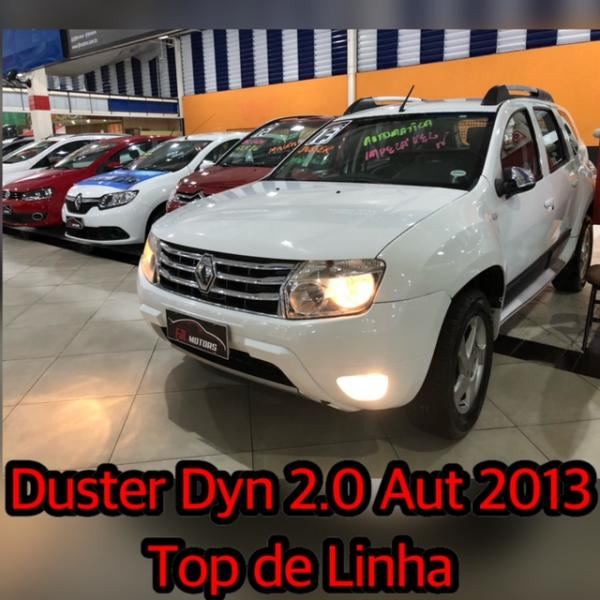 foto do veículo Renault Duster DYNAMIQUE AT 2.0